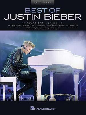 Best Of Justin Bieber (Paperback)