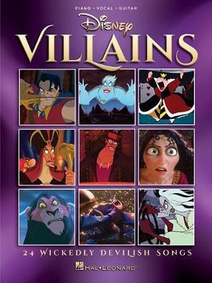 Disney Villains (PVG) (Paperback)