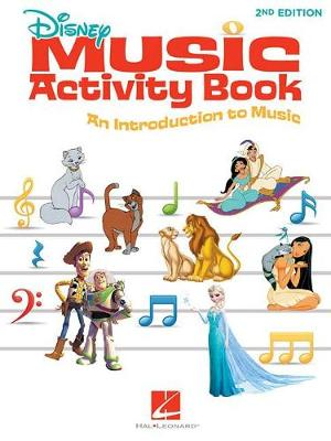 Disney Music Activity Book (2nd Edition) (Paperback)