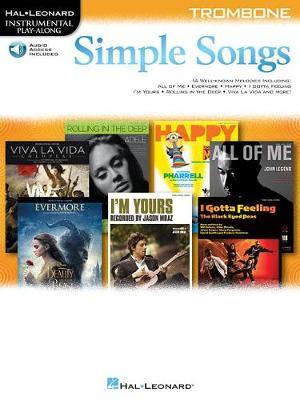 Simple Songs: Trombone (Paperback)