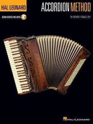 Hal Leonard Accordion Method (Book/Online Audio) (Paperback)