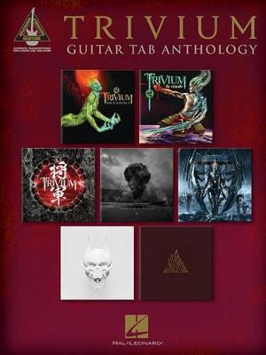Trivium: Guitar Tab Anthology (Paperback)
