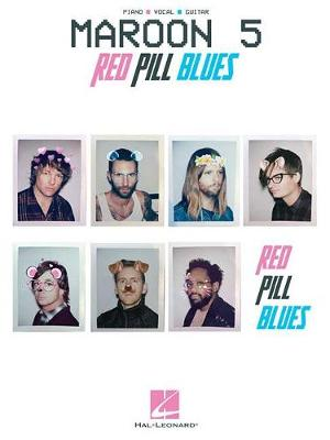 MAROON 5 RED PILL BLUES PVG BOOK (Paperback)