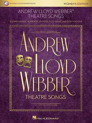 Andrew Lloyd Webber: Theatre Songs - Womens Edition (Book/Online Audio) (Paperback)