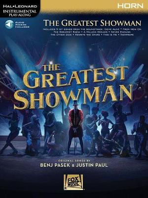 Instrumental Play-Along: The Greatest Showman - French Horn (Book/Online Audio) (Paperback)
