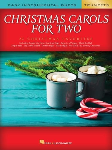 Christmas Carols For Two Trumpets (Paperback)