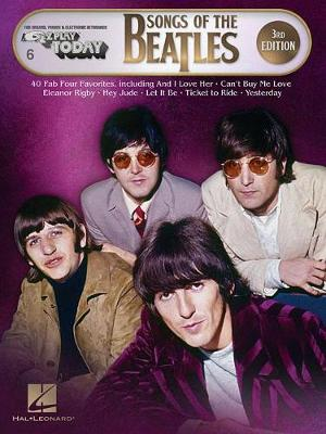E-Z Play Today Volume 6: The Beatles - 3rd Edition (Paperback)