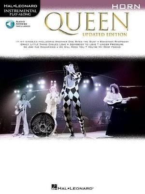 Queen - Horn (Book/Audio) (Paperback)