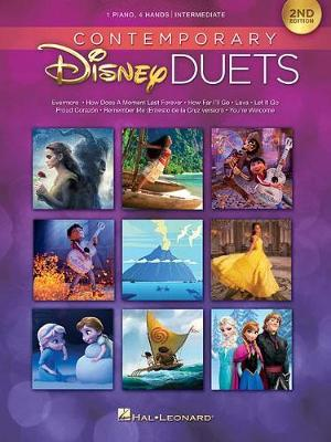 Contemporary Disney Duets - 2nd Edition (Paperback)