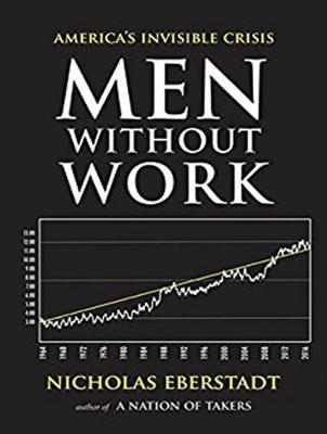 Men Without Work: America's Invisible Crisis (CD-Audio)