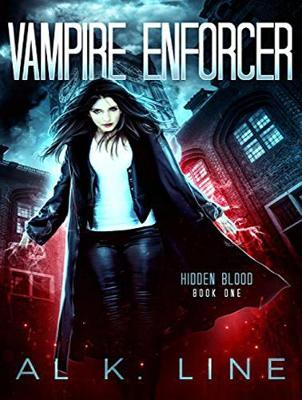 Vampire Enforcer - Hidden Blood 1 (CD-Audio)