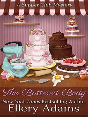 The Battered Body - Supper Club Mysteries 5 (CD-Audio)