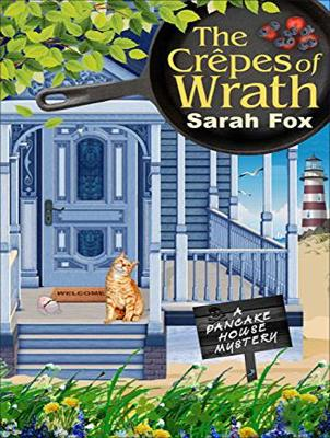 The Crepes of Wrath - Pancake House Mystery 1 (CD-Audio)