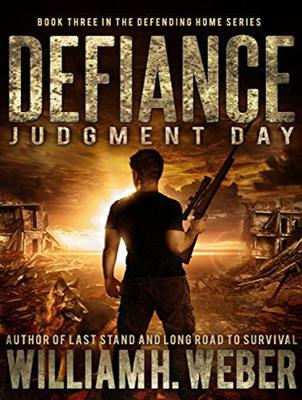 Defiance: Judgment Day - Defending Home 3 (CD-Audio)