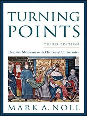 Turning Points: Decisive Moments in the History of Christianity (CD-Audio)