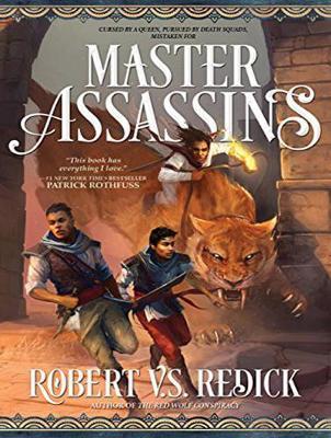 Master Assassins - Fire Sacraments 1 (CD-Audio)