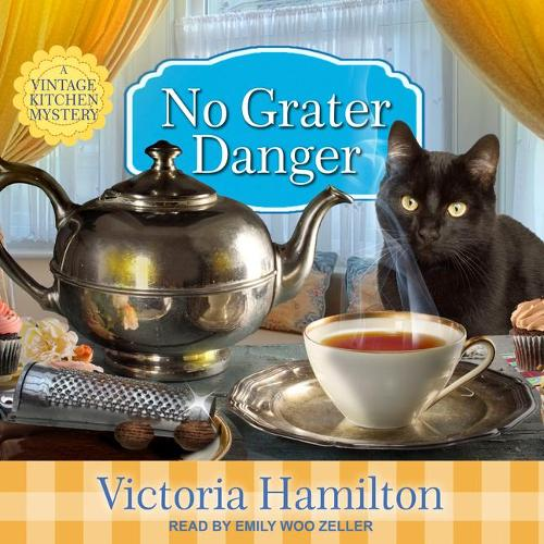 No Grater Danger - Vintage Kitchen Mystery 7 (CD-Audio)