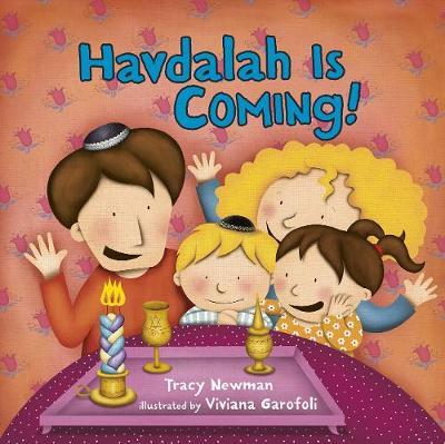 Havdalah is Coming (Board book)