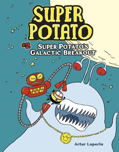 Super Potato's Galactic Breakout - Super Potato 2 (Paperback)