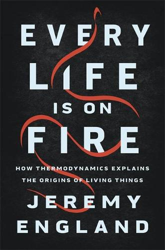 Every Life Is On Fire: How Thermodynamics Explains the Origins of Living Things (Hardback)