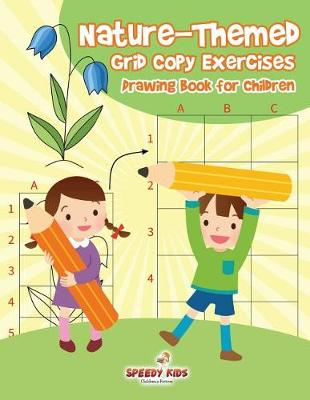 Nature-Themed Grid Copy Exercises: Drawing Book for Children (Paperback)