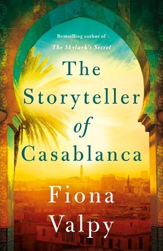 The Storyteller of Casablanca (Paperback)