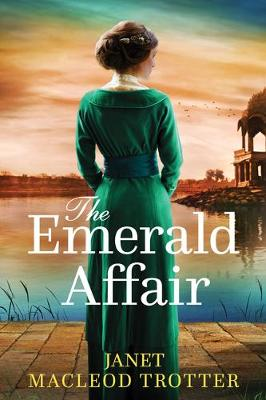The Emerald Affair - The Raj Hotel 1 (Paperback)