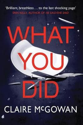 What You Did (Paperback)