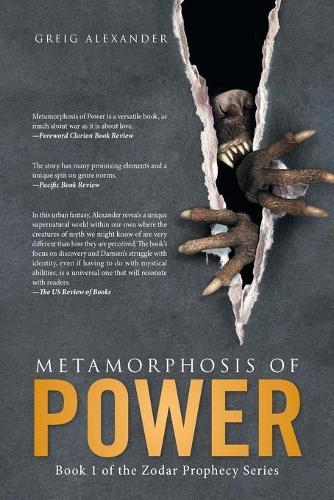 Metamorphosis of Power (Paperback)