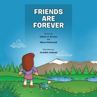 Friends Are Forever (Paperback)
