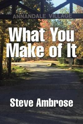 What You Make of It (Paperback)