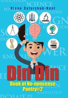 Din Din Book of No-Nonsense Poetry # 2 (Hardback)