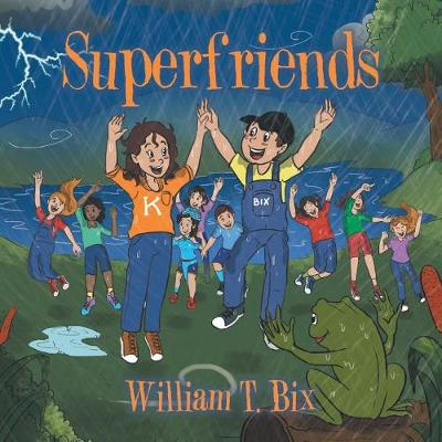 Superfriends (Paperback)