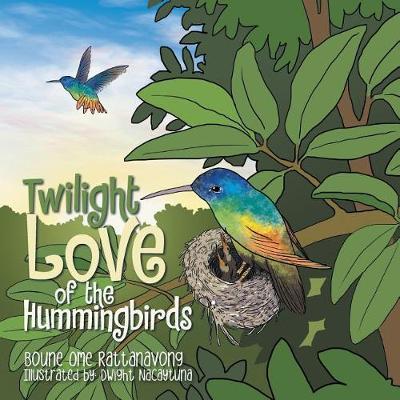 Twilight Love of the Hummingbirds (Paperback)