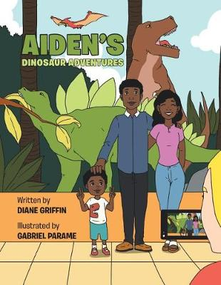 Aiden's Dinosaur Adventures (Paperback)