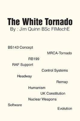 The White Tornado (Paperback)