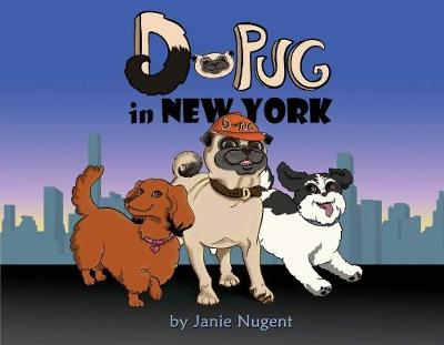 D-Pug in New York (Paperback)