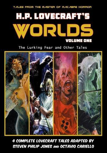 H.P. Lovecraft's Worlds - Volume One - H.P. Lovecraft's Worlds 1 (Paperback)