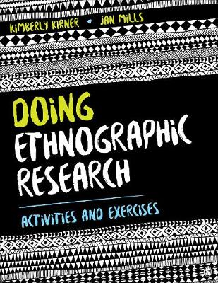 Doing Ethnographic Research: Activities and Exercises (Paperback)