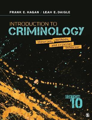 Introduction to Criminology: Theories, Methods, and Criminal Behavior (Paperback)