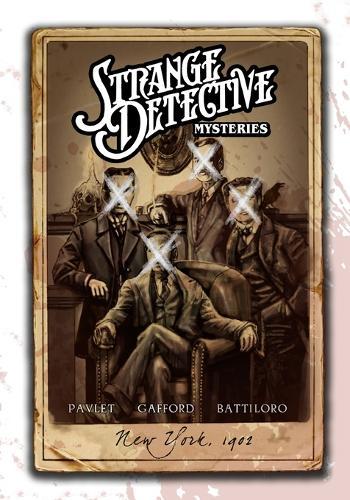 Strange Detective Mysteries (Paperback)