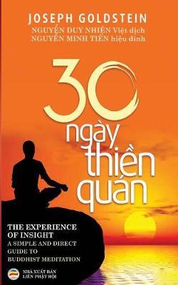 Ba Mươi Ng�y Thiền Qu�n: Bản in Năm 2017 (Paperback)