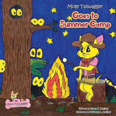 Molly Tailwagger Goes to Summer Camp (Paperback)