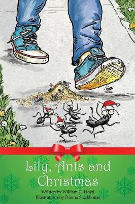 Lily, Ants and Christmas (Paperback)