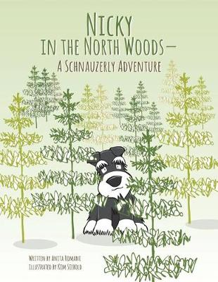 Nicky in the North Woods (Paperback)