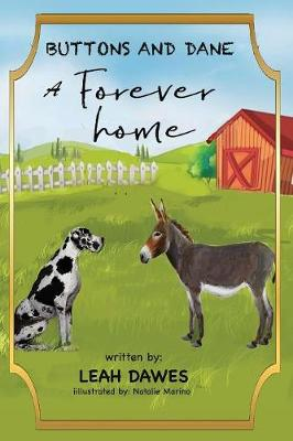 Buttons and Dane a Forever Home (Paperback)