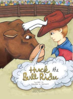 Huck the Bull Rider (Hardback)