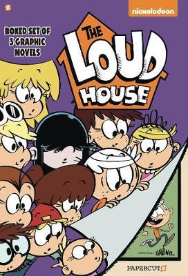 The Loud House Boxed Set: Vol. #1-3