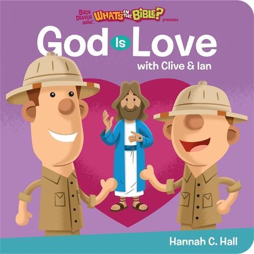 God is Love (Hardback)