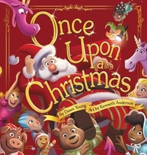 Once Upon A Christmas (Hardback)